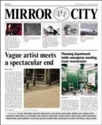 Cover-Bild zu Aridjis, Chloe: The Mirrorcity