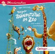 Cover-Bild zu Schoenwald, Sophie: Der große Zahnputztag im Zoo und andere Geschichten