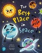 Cover-Bild zu Woollard, Elli: Bug Club Shared Reading: The Best Place in Space (Year 1)