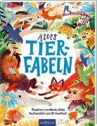Cover-Bild zu Äsop: Äsops Tierfabeln