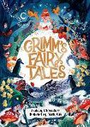 Cover-Bild zu Woollard, Elli: Grimm's Fairy Tales, Retold by Elli Woollard, Illustrated by Marta Altes