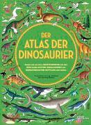Cover-Bild zu Letherland, Lucy: Der Atlas der Dinosaurier