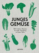Cover-Bild zu Dieng, Anette: Junges Gemüse