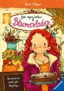 Cover-Bild zu Mayer, Gina: Der magische Blumenladen, Band 3: Zaubern ist nichts für Feiglinge