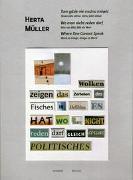Cover-Bild zu Müller, Herta: Wo man nicht reden darf