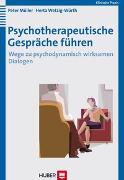 Cover-Bild zu Müller, Peter: Psychotherapeutische Gespräche führen