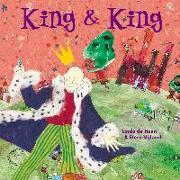 Cover-Bild zu De Haan, Linda: King and King
