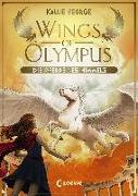 Cover-Bild zu George, Kallie: Wings of Olympus (Band 1) - Die Pferde des Himmels