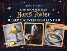 Cover-Bild zu Rosenthal, Patrick: Der inoffizielle Harry-Potter-Rezept-Adventskalender