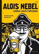 Cover-Bild zu Rudis, Jaroslav: Alois Nebel - Leben nach Fahrplan