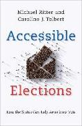 Cover-Bild zu Ritter, Michael: Accessible Elections