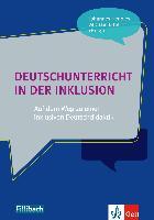Cover-Bild zu Hennies, Johannes: Deutschunterricht in der Inklusion