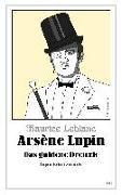Cover-Bild zu Leblanc, Maurice: Arsène Lupin - Das goldene Dreieck