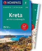 Cover-Bild zu Will, Michael: KOMPASS Wanderführer Kreta mit Weitwanderweg E4