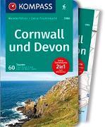 Cover-Bild zu Frank, Dr. Claus-Günther: KOMPASS Wanderführer Cornwall und Devon. 1:50'000