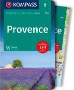 Cover-Bild zu Sturm, Astrid: KOMPASS Wanderführer Provence. 1:50'000