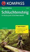 Cover-Bild zu Theil, Walter: KOMPASS Wanderführer Schluchtensteig im Naturpark Südschwarzwald