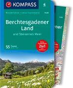 Cover-Bild zu Theil, Walter: KOMPASS Wanderführer Berchtesgadener Land und Steinernes Meer. 1:35'000