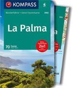 Cover-Bild zu Mertz, Peter: KOMPASS Wanderführer La Palma. 1:56'000