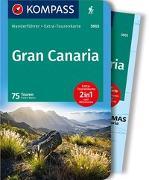 Cover-Bild zu Mertz, Peter: KOMPASS Wanderführer Gran Canaria. 1:50'000