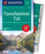 Cover-Bild zu Volgger, Eva Maria: KOMPASS Wanderführer Tannheimer Tal von Nesselwängle bis Jungholz