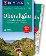 Cover-Bild zu Theil, Walter: KOMPASS Wanderführer Oberallgäu, Zwischen Bodensee, Kempten und Pfronten. 1:55'000