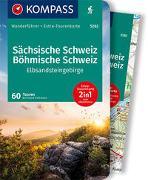 Cover-Bild zu Pollmann, Bernhard: KOMPASS Wanderführer Sächsische Schweiz, Böhmische Schweiz, Elbsandsteingebirge