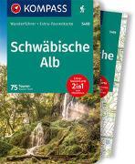 Cover-Bild zu Theil, Walter: KOMPASS Wanderführer Schwäbische Alb