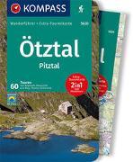 Cover-Bild zu Moczynski, Raphaela: KOMPASS Wanderführer Ötztal, Pitztal