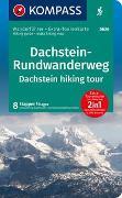 Cover-Bild zu Kompass, Innsbruck: KOMPASS Wanderführer Dachstein-Rundwanderweg