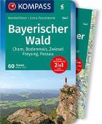 Cover-Bild zu Theil, Walter: KOMPASS Wanderführer Bayerischer Wald. 1:100'000