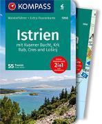 Cover-Bild zu Wille, Franz: KOMPASS Wanderführer Istrien. 1:50'000