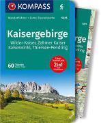 Cover-Bild zu Theil, Walter: KOMPASS Wanderführer Kaisergebirge. 1:35'000