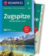 Cover-Bild zu Garnweidner, Siegfried: KOMPASS Wanderführer Zugspitze, Werdenfelser Land