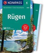Cover-Bild zu Pollmann, Bernhard: KOMPASS Wanderführer Rügen. 1:50'000