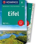Cover-Bild zu Naumann, Hans: KOMPASS Wanderführer Eifel. 1:100'000
