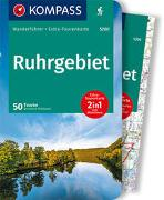 Cover-Bild zu Pollmann, Bernhard: KOMPASS Wanderführer Ruhrgebiet