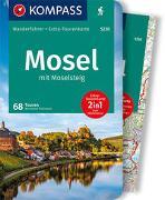Cover-Bild zu Pollmann, Bernhard: KOMPASS Wanderführer Mosel mit Moselsteig. 1:75'000