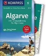 Cover-Bild zu Sturm, Astrid: KOMPASS Wanderführer Algarve mit Fernwanderweg Via Algarviana. 1:50'000