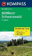 Cover-Bild zu Freier, Peter: KOMPASS Wanderführer Mittlerer Schwarzwald, Kinzigtal
