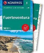 Cover-Bild zu Will, Michael: KOMPASS Wanderführer Fuerteventura. 1:60'000