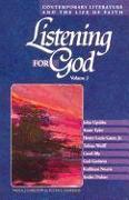 Cover-Bild zu Carlson, Paula J. (Hrsg.): Listening for God: Contemporary Literature and the Life of Faith