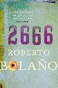 Cover-Bild zu Bolano, Roberto: 2666