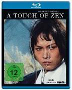 Cover-Bild zu King, Hu (Prod.): A Touch of Zen (4K-restaurierte Fassung)