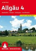 Cover-Bild zu Mayr, Herbert: Allgäu 4