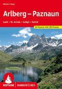 Cover-Bild zu Mayr, Herbert: Arlberg - Paznaun