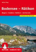 Cover-Bild zu Mayr, Herbert: Bodensee - Rätikon