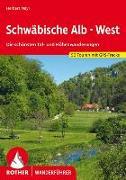 Cover-Bild zu Mayr, Herbert: Schwäbische Alb West