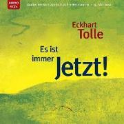 Cover-Bild zu Tolle, Eckhart: Es ist immer Jetzt!