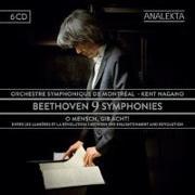 Cover-Bild zu Nagano, Kent: Sinfonien 1-9/+